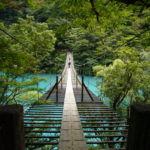 寸又峡 夢のつり橋